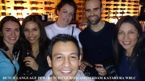 DUTCH COURSES AMSTERDAM KATAKURA WBLC - DUTCH LANGUAGE PUB 01 - APRIL 11