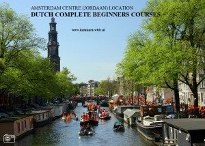 Dutch Courses Amsterdam KATAKURA WBLC - AMSTERDAM CENTRE - BEGINNERS