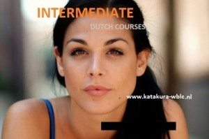 Dutch Courses Amsterdam KATAKURA WBLC - INTERMEDIATE DUTCH COURSES