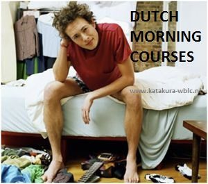 Dutch Courses Amsterdam KATAKURA WBLC Morning Courses
